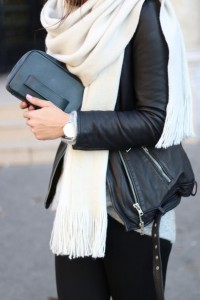 street style pale blue