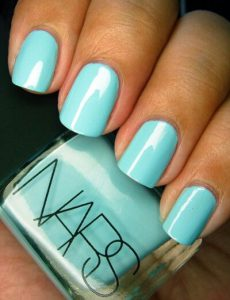 nars mint polish