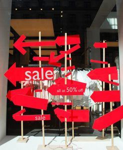sales window